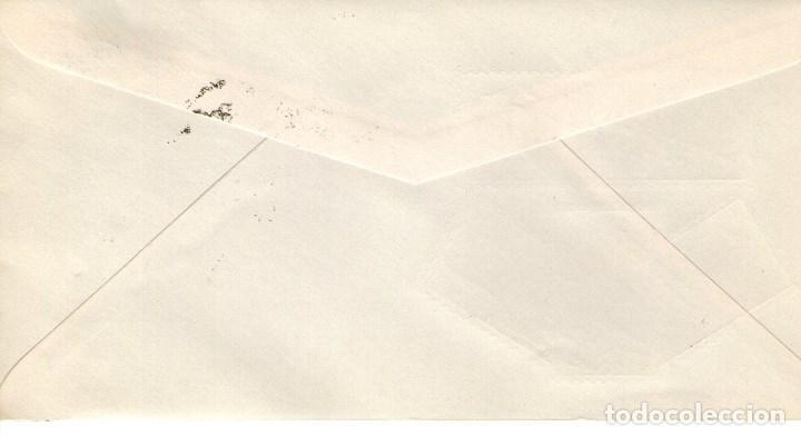 Sellos: SOBRE DE LA II EXPOSICION FILATELICA SALMANTINA 1970 - Foto 2 - 156096674