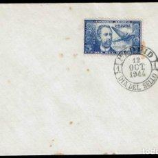 Sellos: SPD ESPAÑA 1944 - DR. THEBUSSEM. Lote 158442446