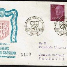 Sellos: SPD ESPAÑA 1955 - GENERAL FRANCO, EDIFIL 1145 Y 1148. Lote 158690678