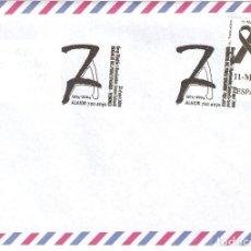 Sellos: 700 ANIVERSARIO FUNDACIÓN PUEBLO DE ALAIOR DE MENORCA 23 ABRIL 2004. Lote 160133762