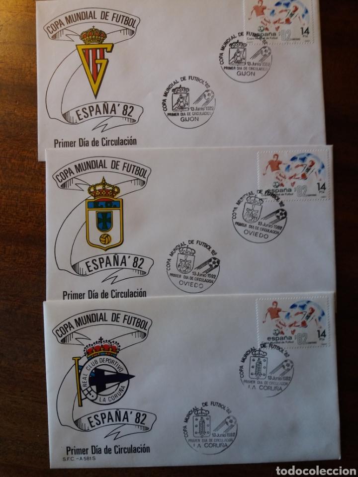 Sellos: España 82 copa mundial de fútbol - Foto 5 - 162457654