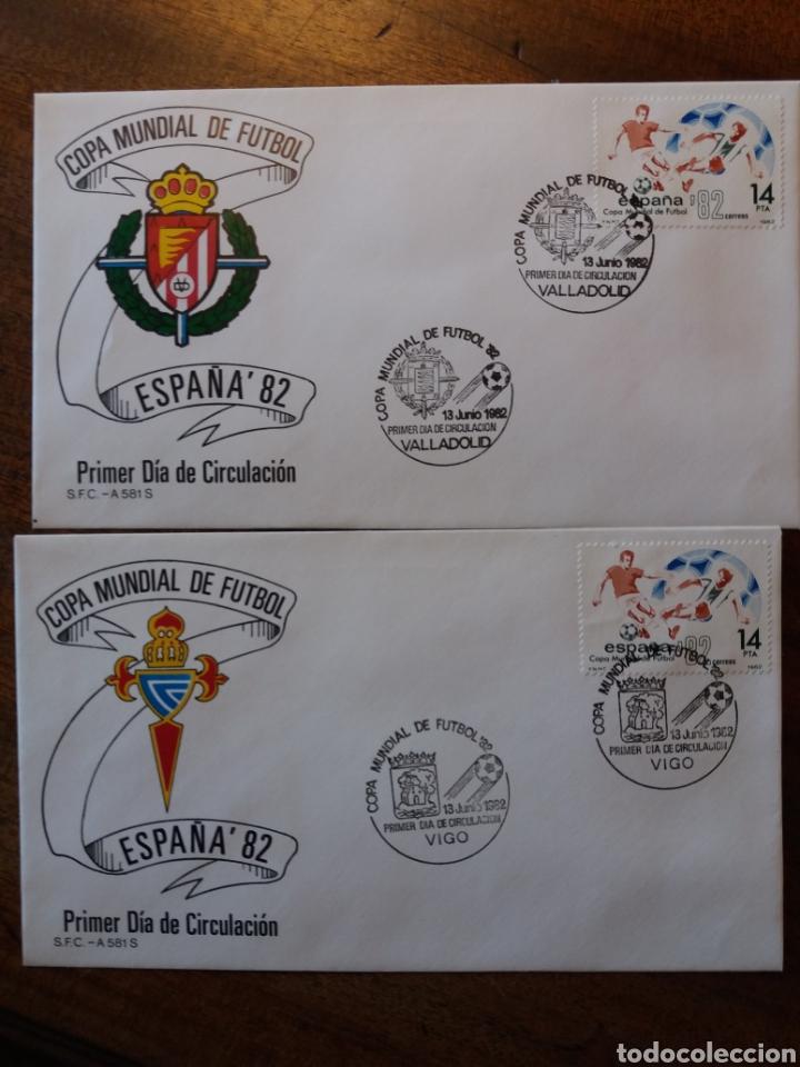 Sellos: España 82 copa mundial de fútbol - Foto 6 - 162457654