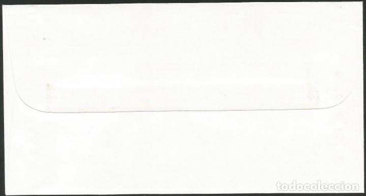 Sellos: ESPAÑA 1984 - VI EXPOSICION FILATELICA DE BASAURI - 1 SOBRE - Foto 2 - 165430970