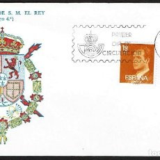 Sellos: SPD ESPAÑA 1980 - DON JUAN CARLOS I. Lote 165447410