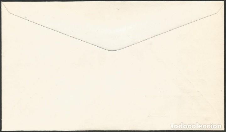 Sellos: ESPAÑA 1989 - XI EXPOSICION FILATELICA DE BASAURI - 1 SOBRE - Foto 2 - 165450526