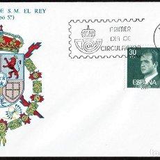 Sellos: SPD ESPAÑA 1981 - DON JUAN CARLOS I. Lote 165634226