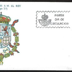 Sellos: SPD ESPAÑA 1982 - DON JUAN CARLOS I. Lote 165644458