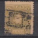 Sellos: ,,PERFORADO L 4 L B VARIEDAD SIN (.) EN L Y B LA BLANCA GRAN FRIGORIFICO, S. A., TABERNES BLANQUES. Lote 168454041