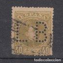 Sellos: ,,PERFORADO L 4 L B VARIEDAD SIN (.) EN L Y B LA BLANCA GRAN FRIGORIFICO, S. A., TABERNES BLANQUES. Lote 168454102