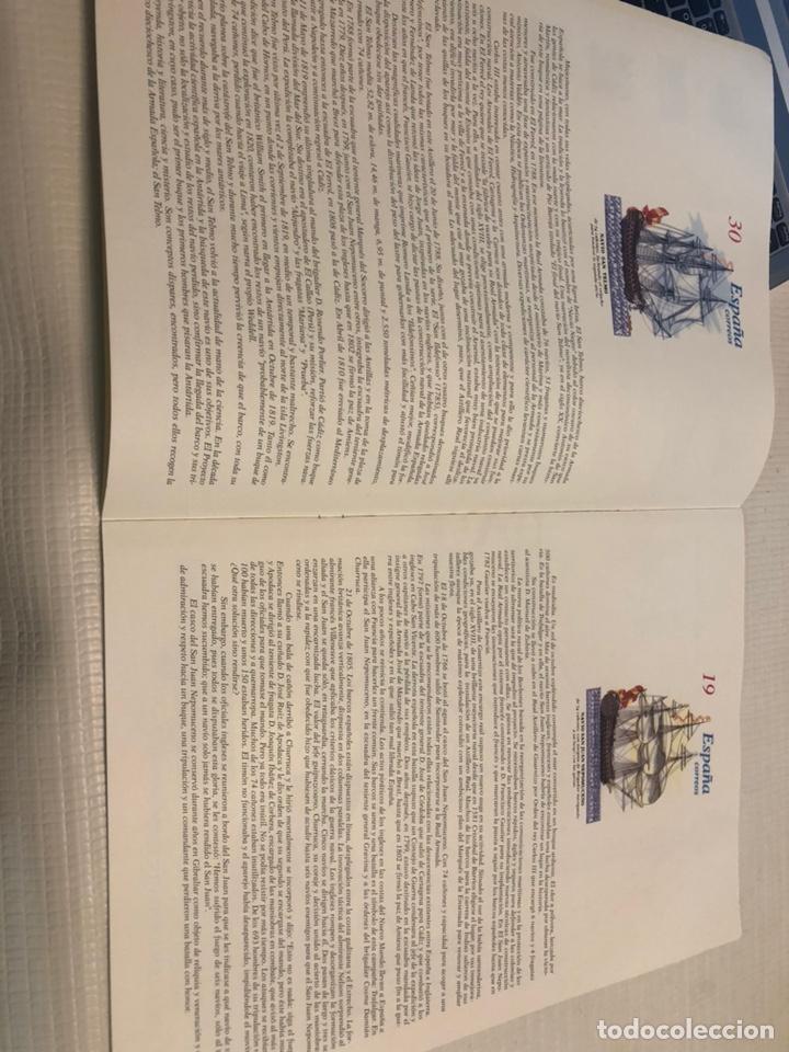 Sellos: Libro Correos 1995 - Barcos de Época 12 hojas 200 gr 30x42cm - Foto 3 - 169832096