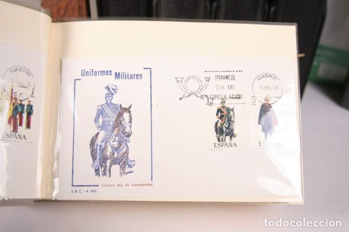 Sellos: Gran Colección de Sobres Primer Día - Enero de 1975 / Noviembre 2002 + Sobres Tamaño Grande - Foto 4 - 171497319