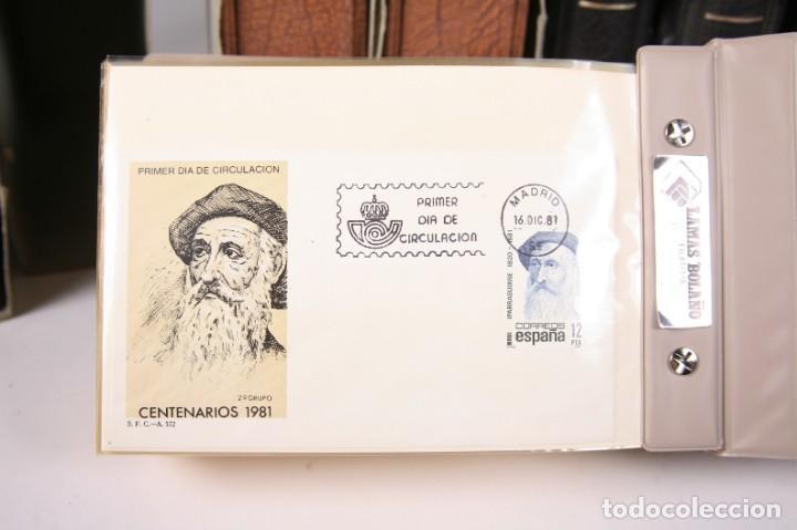 Sellos: Gran Colección de Sobres Primer Día - Enero de 1975 / Noviembre 2002 + Sobres Tamaño Grande - Foto 5 - 171497319