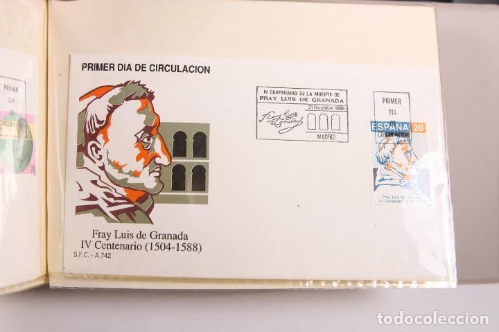 Sellos: Gran Colección de Sobres Primer Día - Enero de 1975 / Noviembre 2002 + Sobres Tamaño Grande - Foto 9 - 171497319