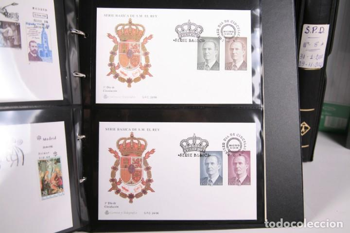 Sellos: Gran Colección de Sobres Primer Día - Enero de 1975 / Noviembre 2002 + Sobres Tamaño Grande - Foto 13 - 171497319