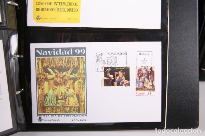 Sellos: Gran Colección de Sobres Primer Día - Enero de 1975 / Noviembre 2002 + Sobres Tamaño Grande - Foto 15 - 171497319