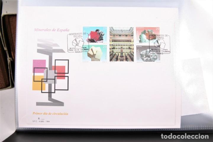 Sellos: Gran Colección de Sobres Primer Día - Enero de 1975 / Noviembre 2002 + Sobres Tamaño Grande - Foto 19 - 171497319