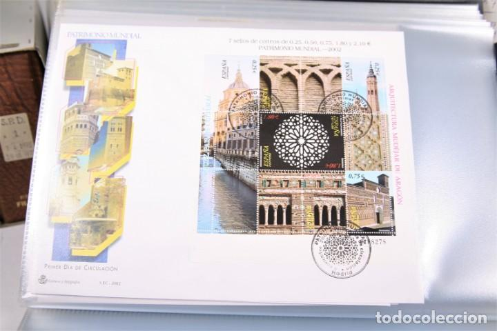 Sellos: Gran Colección de Sobres Primer Día - Enero de 1975 / Noviembre 2002 + Sobres Tamaño Grande - Foto 21 - 171497319