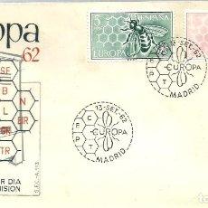 Francobolli: FDC 1962. Lote 171644352