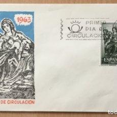 Sellos: 1963-1979 ESPAÑA COLECCIÓN SOBRES PRIMER D. Lote 174951742
