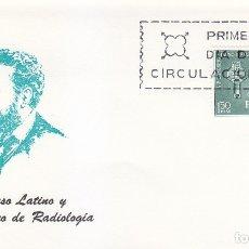 Sellos: VII CONGRESO LATINO Y I EUROPEO DE RADIOLOGIA 1967 (EDIFIL 1790) EN SPD DE MUNDO FILATELICO. MPM.. Lote 179555815