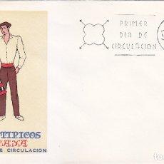 Sellos: TRAJE DE VIZCAYA TRAJES TIPICOS ESPAÑOLES 1971 (EDIFIL 2016) EN SPD DEL SFC MATASELLOS BARCELONA.. Lote 180267270