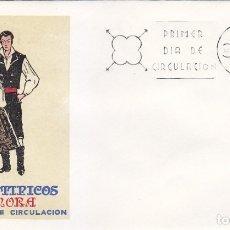 Sellos: TRAJE DE ZAMORA TRAJES TIPICOS ESPAÑOLES 1971 (EDIFIL 2017) EN SPD DEL SFC MATASELLOS BARCELONA.. Lote 180271067