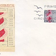 Sellos: QUIMICA BIOQUIMICA VI CONGRESO EUROPEO 1969 (EDIFIL 1920) EN SPD DEL SERVICIO FILATELICO. MPM. . Lote 180899038
