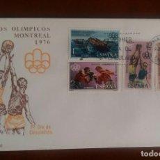 Sellos: SPD JUEGOS OLÍMPICOS DE MONTREAL 1976. Lote 184329458