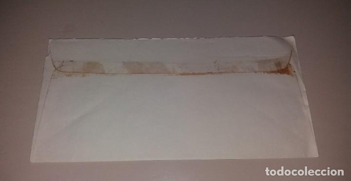 Sellos: Matasellos de rodillo. 75 aniversario R.C.D. Español (RCD Espanyol), con sobre, 1975 - Foto 3 - 191409128