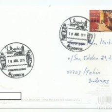 Sellos: MATASELLOS TURÍSTICO ESPAÑA ÚBEDA (PATRIMONIO MUNDIAL). Lote 193936738