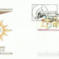 Sellos: SOBRE PRIMER DÍA DE CIRCULACIÓN CENTENARIOS IHS 1981. Lote 194340451