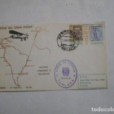 Sellos: CINCUENTENARIO LLEGADA A CUBA DEL JESUS DEL GRAN PODER. Lote 195323971