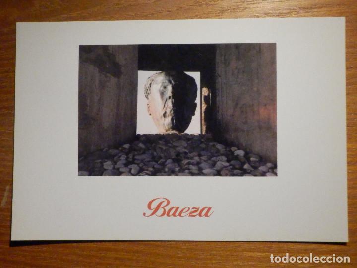 POSTAL BAEZA - MATASELLOS SEMABA MACHADIANA - ANTONIO MACHADO - 21-25 ABRIL 1997 (Sellos - Historia Postal - Sello Español - Sobres Primer Día y Matasellos Especiales)