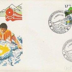 Sellos: EDIFIL 2785, DESCENSO INTERNACIONAL SELLA, PRIMER DIA ESPECIAL RIBADESELLA (ASTURIAS) 3-8-1985 SFC. Lote 196192403