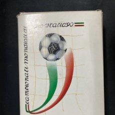Sellos: CONJUNTO DE 53 SOBRES PRIMER DIA. ITALIA 90. CAMPEONATO MUNDIAL. VER FOTOS. Lote 196599301