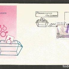 Francobolli: ESPAÑA SOBRE PRIMER DIA DE CIRCULACION 713 EDIFIL NUM. 2929. Lote 197618677