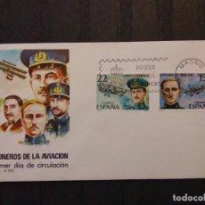 Sellos: 1980 PIONEROS DE LA AVIACIÓN. Lote 197856660