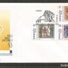 Sellos: ESPAÑA SOBRE PRIMER DIA DE CIRCULACION 842 EDIFIL NUM. 3252/3254. Lote 198559386