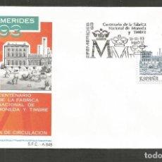 Sellos: ESPAÑA SOBRE PRIMER DIA DE CIRCULACION 849 EDIFIL NUM. 3266. Lote 198559490