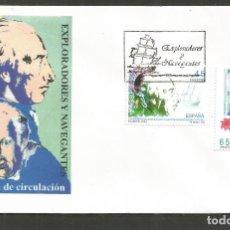 Sellos: ESPAÑA SOBRE PRIMER DIA DE CIRCULACION 850 EDIFIL NUM. 3267/3268. Lote 198559581
