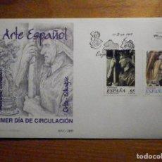 Francobolli: SOBRE PRIMER DÍA S.F.C 22/97 - ARTE ESPAÑOL - 12-SEPTIEMBRE-1997 EDIFIL 3502, 3503. Lote 199082787