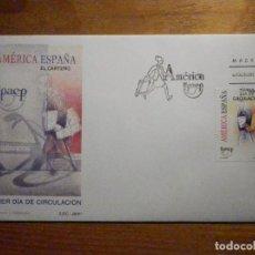 Francobolli: SOBRE PRIMER DÍA S.F.C 28/97 - AMERICA UPAEP - 10-OCTUBRE-1997 EDIFIL 3513. Lote 199083113