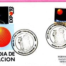 Sellos: SOBRE MATASELLO ESPECIAL EXPO. FILA. 75 ANIVERSARIO UNION DEPORTIVA LINARENSE AÑO 1997. Lote 200547657