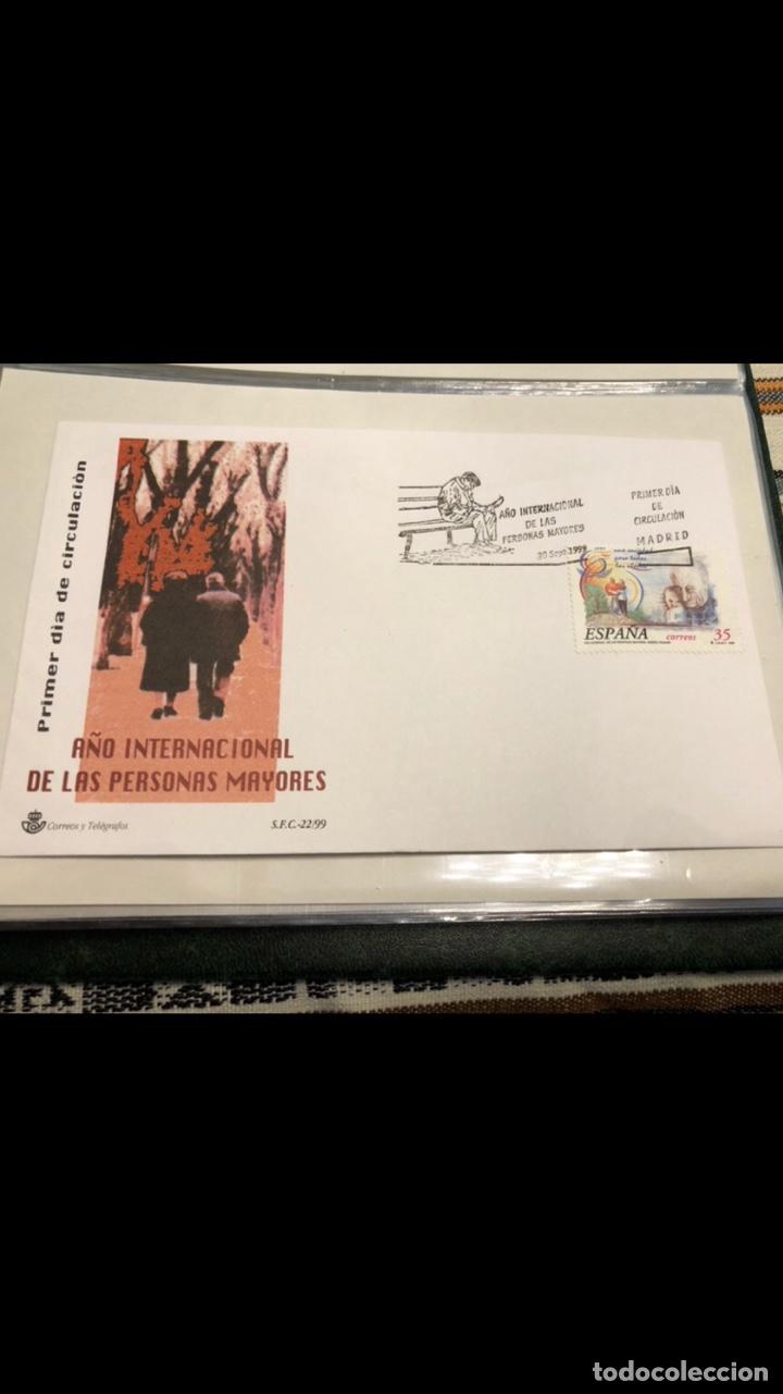 SPD 1999 EDIFIL 3660 (Sellos - Historia Postal - Sello Español - Sobres Primer Día y Matasellos Especiales)