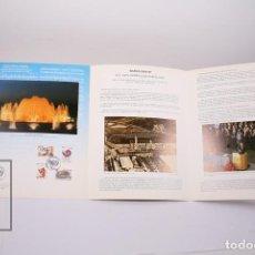Sellos: DOCUMENTO FILATÉLICO Nº 3 - PRE-OLÍMPIC BARCELONA 92 / 500 EJEMPLARES - AÑO 1988. Lote 278176418