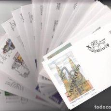 Sellos: SPD - SOBRES PRIMER DIA ESPAÑA - AÑO 1998- COMPLETO A EXCEPCIÓN DE HB. CABALLOS CARTUJ. Lote 201895741
