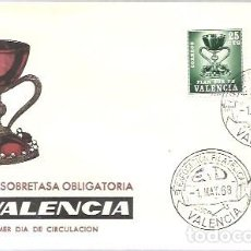 Francobolli: MATASELLOS 1968 VALENCIA. Lote 203206935