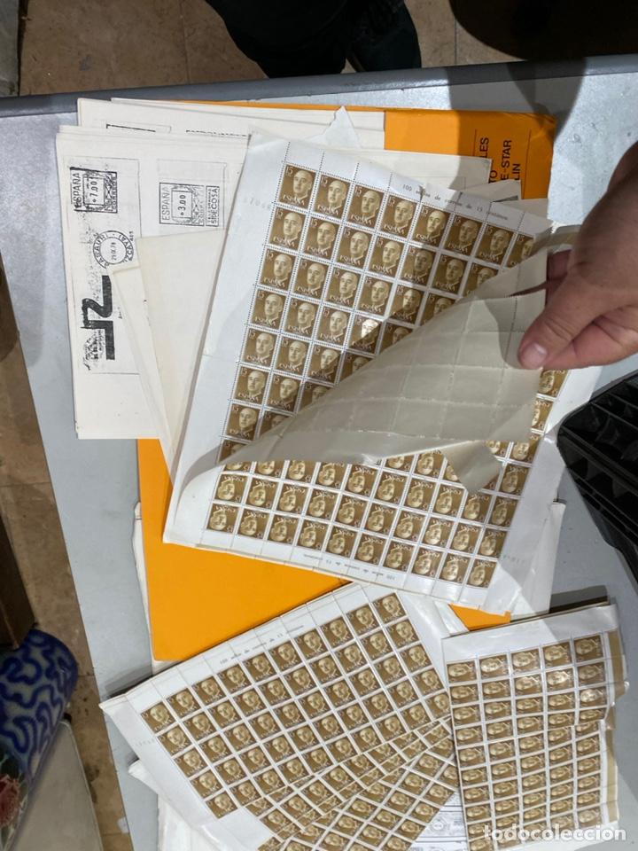 Sellos: Gran lote de sobres del primer dia antiguos y sellos - caja plástico grande llena - ver las imágenes - Foto 18 - 205269146