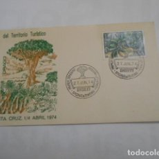 Sellos: 1ER. SEMINARIO INTERNACIONAL DE PLANIFICACION DEL TERRITORIO TURISTICO- STA. CRUZ TENERIFE 1974. Lote 205585552