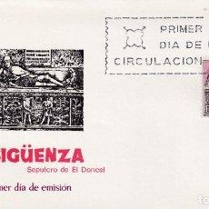 Sellos: EL DONCEL SIGÜENZA GUADALAJARA SERIE TURISTICA 1968 (EDIFIL 1878) EN SPD DE MUNDO FILATELICO. MPM.. Lote 205782967